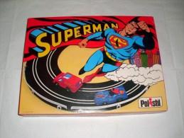 Polistil 1:43  /  SUPERMAN - Circuiti Automobilistici