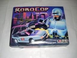 Polistil 1:43  /  ROBOCOP - Circuiti Automobilistici