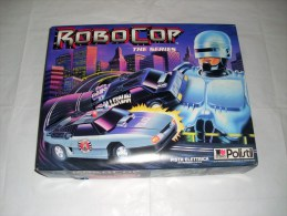 Polistil 1:43  /  ROBOCOP - Circuits Automobiles