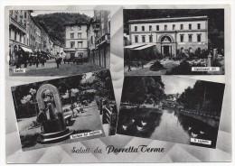 Saluti Da Porretta Terme - Bologna - H1802 - Bologna