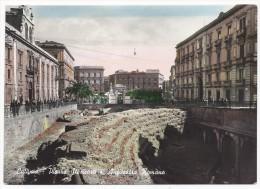 Catania - Piazza Stesicoro E Anfiteatro Romano - H1752 - Catania