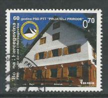 Bosnië En Herzegovina, Yv 689 Jaar 2013,   Gestempeld,  Zie Scan - Bosnia And Herzegovina