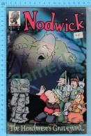 "Henchman  US Comics. BD  ( 2000 # 2 ""Nodwick"" The Henchmen's Graveyard  ) - Livres, BD, Revues"