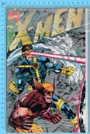 """X-Men Marvel Comics. BD  ( 1991 # 1 """"Special Collectors Edition"""" First Issue, Large Poster Include  ) - Marvel"""