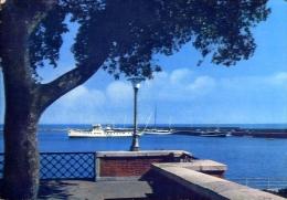 Formia - Il Mare Visto Dalla Villa Comunale - Latina - Formato Grande Viaggiata - Latina