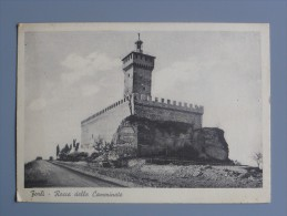 X1081)  Forlì - Rocca Delle Caminate - Forlì
