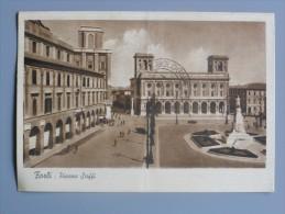 X1098)  Forlì -  Piazza Saffi - Forlì