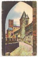 11 - CARCASSONNE - La Cité - L'Avant-Porte Et La Tour De La Justice - éd. Yvon N° 8 - LA DOUCE FRANCE - Carcassonne