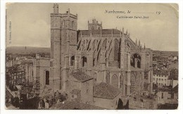 11 - Narbonne - Cathédrale Saint-Just - éd. L. Janson - Narbonne