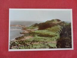 RPPC   Monk's Hill    Antigua B.W.I.-Reference 1680 - Antigua & Barbuda
