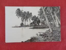 Samoa   RPPC  Tear On Top  Reference 1680 - Samoa