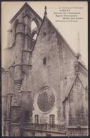 6530. France, Church Donjon De L'Ancienne - Sarlat-la-Canéda, Postcard - Sarlat La Caneda