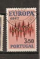 Portugal & Europa CEPT, Afonso Henriques 1972 (1153) - Usati