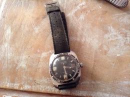 Montre Automatique De Plonger Electra - Watches: Old