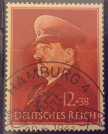 Germany Used (o) 1941 Mi 772 Creased - Usados