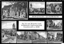 BG1851 Bergisch Gladbach Tor Zum Bergischen  Land   CPSM 14x9.5cm Germany - Bergisch Gladbach