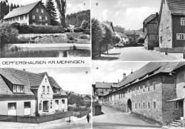 BG2014 Oepfershausen Kr Meiningen   CPSM 14x9.5cm Germany - Meiningen