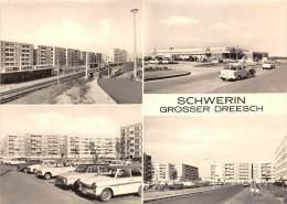 BG2123 Schwerin Grosser Dreesch Car Auto Voiture   CPSM 14x9.5cm Germany - Schwerin