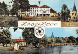 BG2131 Lage Lippe Multi Views Car  CPSM 14x9.5cm Germany - Lage