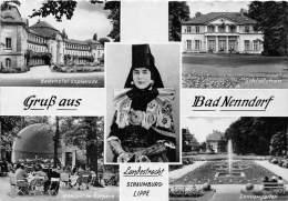 BG1354 Gruss Aus Bad Nenndorf Schaumburg Lippe   CPSM 14x9.5cm  Germany - Schaumburg