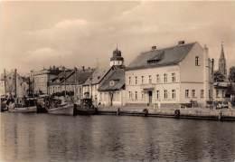 BG1435 Hafen  Ueckermunde  CPSM 14x9.5cm  Germany - Ueckermuende