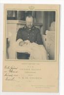 NL.-Prinzessin Juliana  Karte-über 100 Jahre Alt   (da3830   ) Siehe Scan ! - Familias Reales