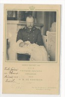 NL.-Prinzessin Juliana  Karte-über 100 Jahre Alt   (da3830   ) Siehe Scan ! - Familles Royales