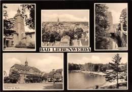 BG1503 Bad Liebenwerda Multi Views  CPSM 14x9.5cm  Germany - Bad Liebenwerda