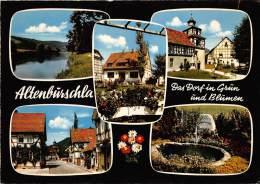 BG1656 Altenburschla Werra Kr Eschwege   CPSM 14x9.5cm  Germany - Eschwege