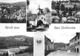 BG153 Bad Gottleuba  CPSM 14x9.5cm Germany - Bad Gottleuba-Berggiesshuebel