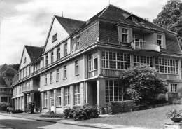 BG171 Klinik Sanatorium Stationen  Bad Gottleuba  CPSM 14x9.5cm Germany - Bad Gottleuba-Berggiesshuebel
