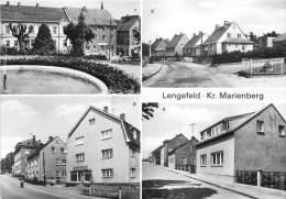 BG326 Lengefeld Kr Marienberg   CPSM 14x9.5cm Germany - Lengefeld