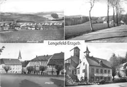 BG327 Lengefeld Erzgeb  CPSM 14x9.5cm Germany - Lengefeld