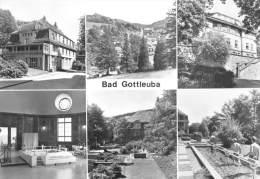BG384 Bad Gottleuba Klinik Sanatorium  CPSM 14x9.5cm Germany - Bad Gottleuba-Berggiesshuebel