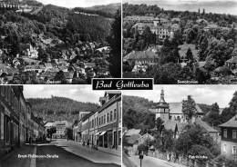 BG385 Multi Views  Bad Gottleuba CPSM 14x9.5cm Germany - Bad Gottleuba-Berggiesshuebel