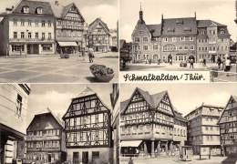 BG386 Schmalkalden Thur  Multi Views  CPSM 14x9.5cm Germany - Schmalkalden
