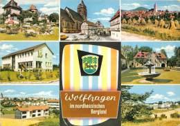 BG397 Wolfhagen Im Nordhessischen Bergland   CPSM 14x9.5cm Germany - Wolfhagen