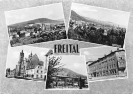 BG441 Freital Multi Views   CPSM 14x9.5cm Germany - Freital