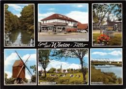 BG471 Winsen Hller Car Windmill Moulen A Vent  CPSM 14x9.5cm Germany - Winsen
