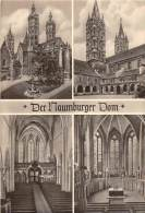 BG729 Dom Zu Naumburg Blick Von Sudosten Domhof   CPSM 14x9.5cm Germany - Naumburg (Saale)