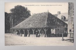 CPA 35- PORT DE GUIPRY - VIEILLES HALLES DATANT DU XVII EME SIECLE - Autres Communes
