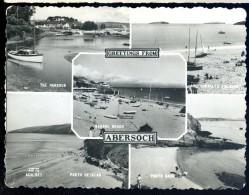 Cpsm Du Pays De Galle Greetings From Abersoch    JA15 9 - Caernarvonshire