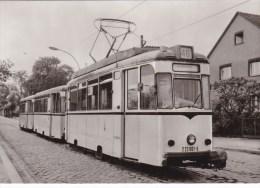 TRAM  STRASSENBAHN  BERLINER STASSENBAHNEN - Strassenbahnen