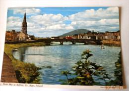 IRELAND RIVER MOY AT BALLINA