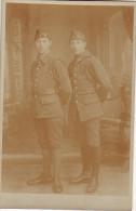 CARTE   PHOTO  -  MILITAIRE      MORHANGE  1926 - Photos