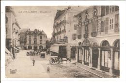 AIX LES BAINS   Nombreuses Caleches - Taxi & Fiacre