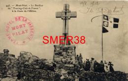 42 -  Mont PILAT LE PAVILLON DU TOURING CLUB DE FRANCE (cachet: Hotel De Jasserie) - Mont Pilat