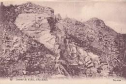 SOMMET DU VIEIL ARMAND - War 1914-18