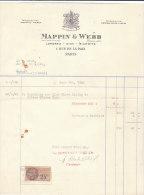 LONDON .-  MAPPIN & WEBB - United Kingdom