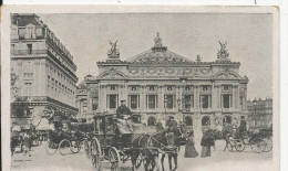 Paris    Attelage Dvant L'Opéra - Frankrijk